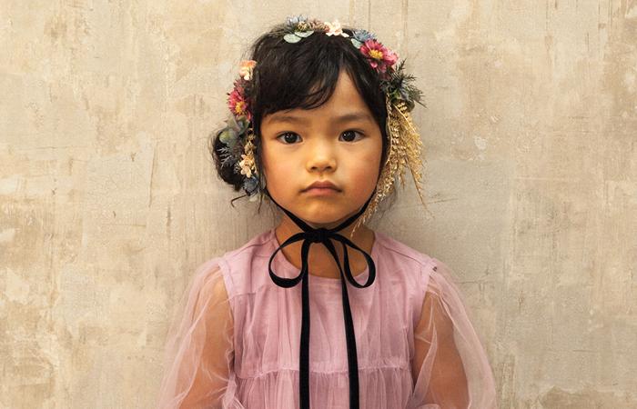 753Flower Girl Dress