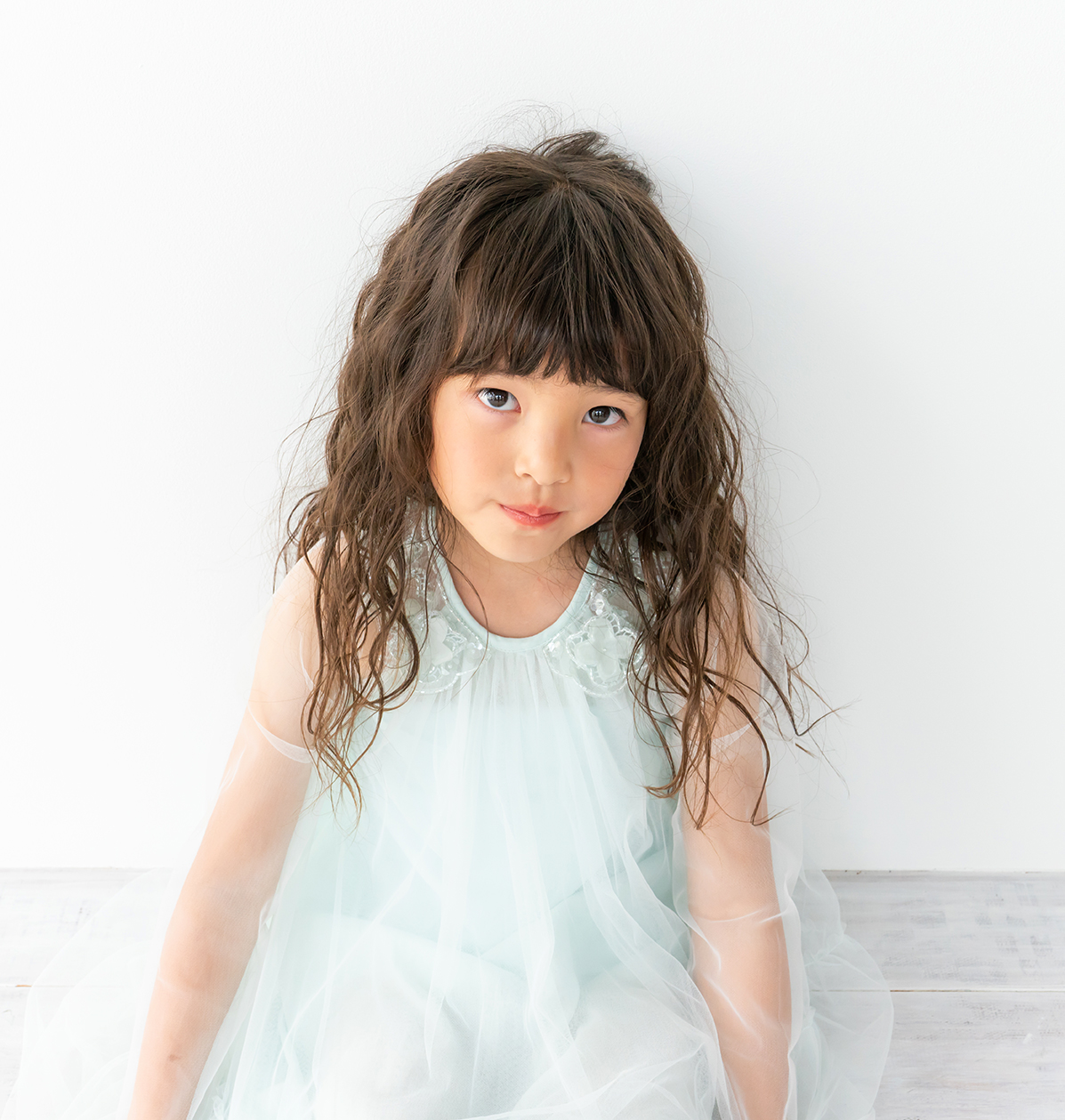 Flower Girl Dressその2