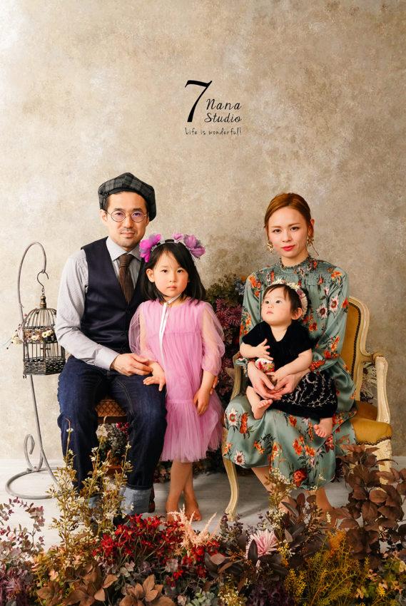 京都 家族写真