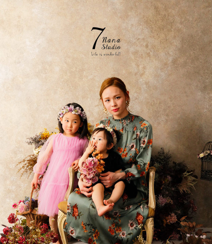 京都家族写真