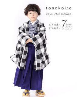 tonokoiro BOYS 753  6月撮影会