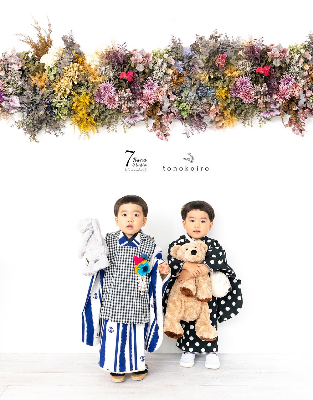 tonokoiro boys 753撮影会♩