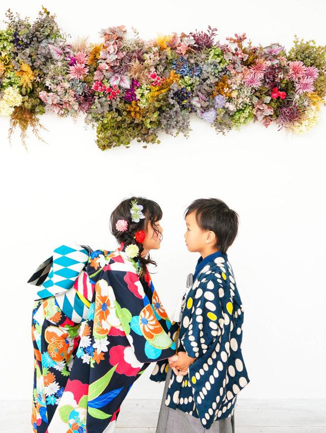 京都七五三写真